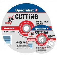 Metalo pjovimo diskas 230x1,6x22 mm