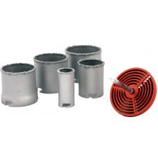 Volframo - karbido gręžimo karūna 103 mm
