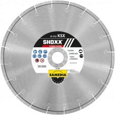 """Deimantinis diskas """"SAMEDIA"""" KSX 350X30/25,4/2,4 MM"""