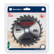 Pjovimo diskas 160x24Tx30/20/16 mm