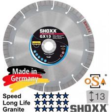 "Deimantinis diskas ""SAMEDIA"" GX13 400X25,4 MM"