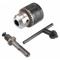 Griebtuvas su SDS adapteriu 1,5 - 13 mm