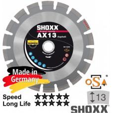 """Deimantinis diskas """"SAMEDIA"""" AX13 500X25,4 MM"""