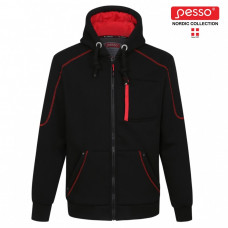Šiltas džemperis su gobtuvu Pesso Portland M