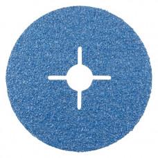 Cirkonio pluošto diskas 125mm ZK60
