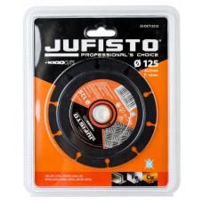 Daugkartinis metalo diskas 125x1 mm