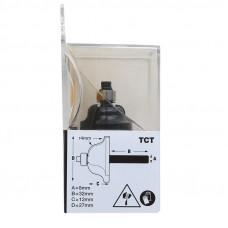 Freza TCT, kampų formavimo 4 x 27 mm