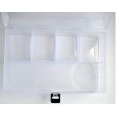 Įrankių dėžė UNIBOX R10, 245x135x85 mm