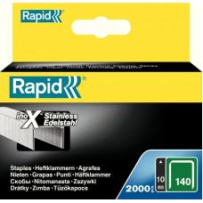 Kabės Rapid 140/10 nerūd.pl 2000 vnt.
