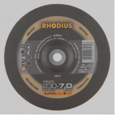 "Met. šlif. diskas ""RHODIUS"