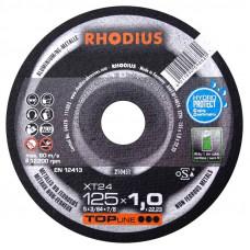 Pjovimo diskas aliuminiui 125x1,5x22 mm