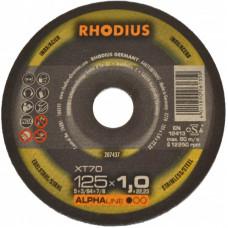 Pjovimo diskas XT70 125x1x22,23 mm