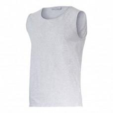 Marškinėliai be rankovių pilki 160g, CE, LAHTI