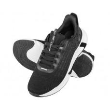 Sportiniai bateliai, 3D medžiaga, juodai balti, LAHTI