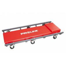 Autošaltkalvio gultas su ratukais 930x440x105mm PROLINE