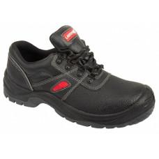 Darbo batai odiniai juodai-raud.S3 SRA ,CE,LAHTI