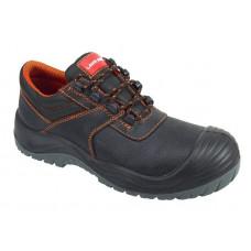 Darbo batai odiniai juodi S1 SRA ,CE,LAHTI