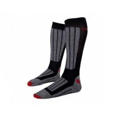 Darbo kojinės pilkai-raudoni term. 43-46d., CE, LAHTI