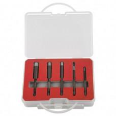 Deimantiniai grąžtai 5-12mm,5vnt PROLINE