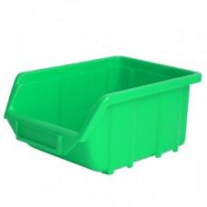 Dežutė plastmasinė  žalia