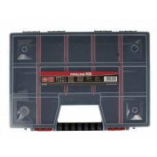 Dėžutė su rank. 65x290x390mm,15 skyr.,PROLINE HD