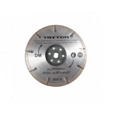 Diskai deimant.125mm el.pj.TPD860K 2vnt