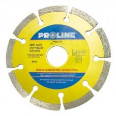 Diskas deimantinis sausam pj. 180x22.2mm PROLINE