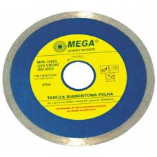 Diskas deimantinis šlapiam pjovimui MEGA