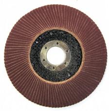 Diskas šlifavimui lapelinis 115x22mm PROLINE
