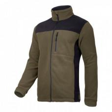 Džemperis atseg.khaki-juodas CE,LAHTI