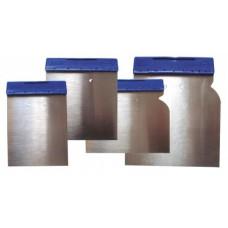 Glaistyklės metalinės 5-12cm 4vnt.