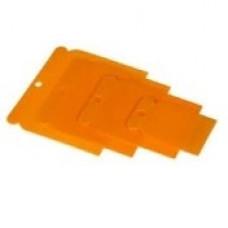Glaistyklės plastmasinės 5-12cm 4vnt.