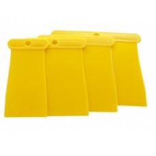 Glaistyklės plastmasinės 5-12cm 4vnt. MEGA