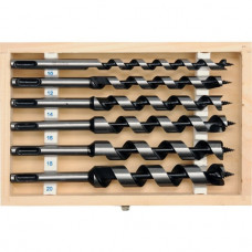 Grąžtai medžiui 6vnt 10-20mm YATO