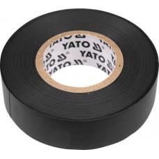 Izoliacija PVC 15mm 20m juoda YATO