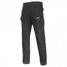 Kelnės juodos su sutvirtinimais XL,CE,LAHTI