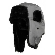 Kepurė-ausinė pilka,CE,LAHTI