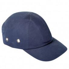 Kepurė su snapeliu mėlyna su apsauga,CE,LAHTI PRO
