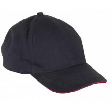 Kepurė su snapeliu mėlyna,CE,LAHTI PRO