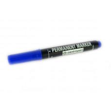 Markeris statybinis, Mėlynas 2,5-5mm alkoholio pagr.