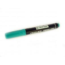 Markeris statybinis, Žalias 2,5-5mm alkoholio pagr.