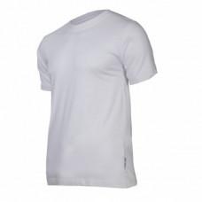 Marškinėliai balti 180g, CE, LAHTI