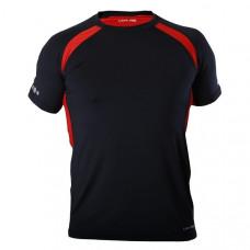 Marškinėliai juodi 130g, CE, LAHTI