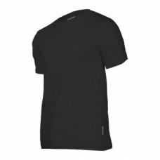 Marškinėliai juodi 180g, CE, LAHTI