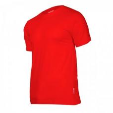 Marškinėliai raudoni 180g, CE, LAHTI