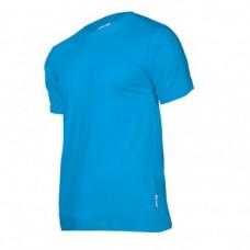 Marškinėliai šviesiai mėlyni 180g, CE, LAHTI