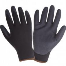 Pirštinės apsaug.žieminės juodi ,CE,LAHTI