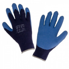 Pirštinės apsaug.žieminės mėlynos ,CE,LAHTI