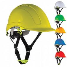 Šalmas statybininkui ventil.,geltonas,CE,LAHTI