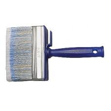 Šepetys dažymui 40x150mm akriliniams dažams mėlynas